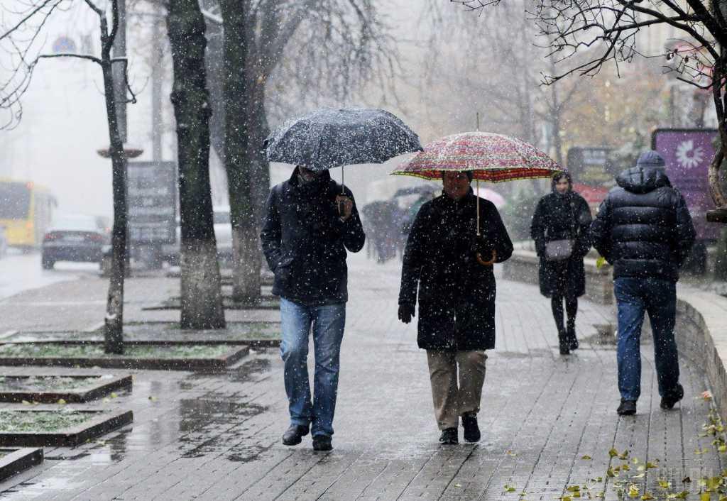 «Это только начало …»: Украинские синоптики предупреждают о резком ухудшении погоды