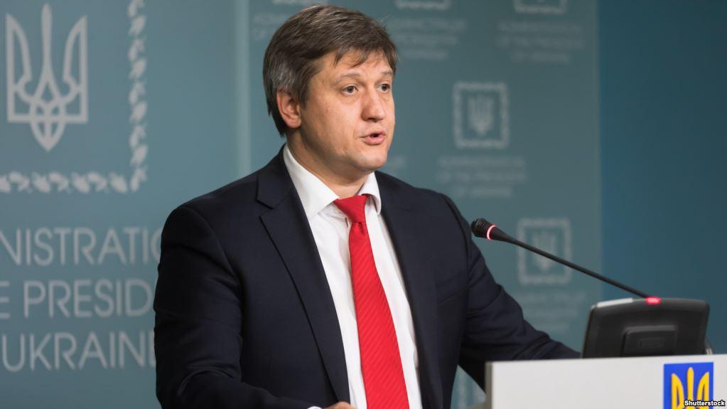 Гройсман заставлял меня продать страну: Данилюк сделал громкое заявление о своем увольнении