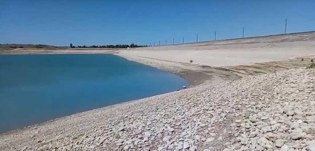 «Воды хватит до конца июля»: В Крыму признали наличие крупной катастрофы