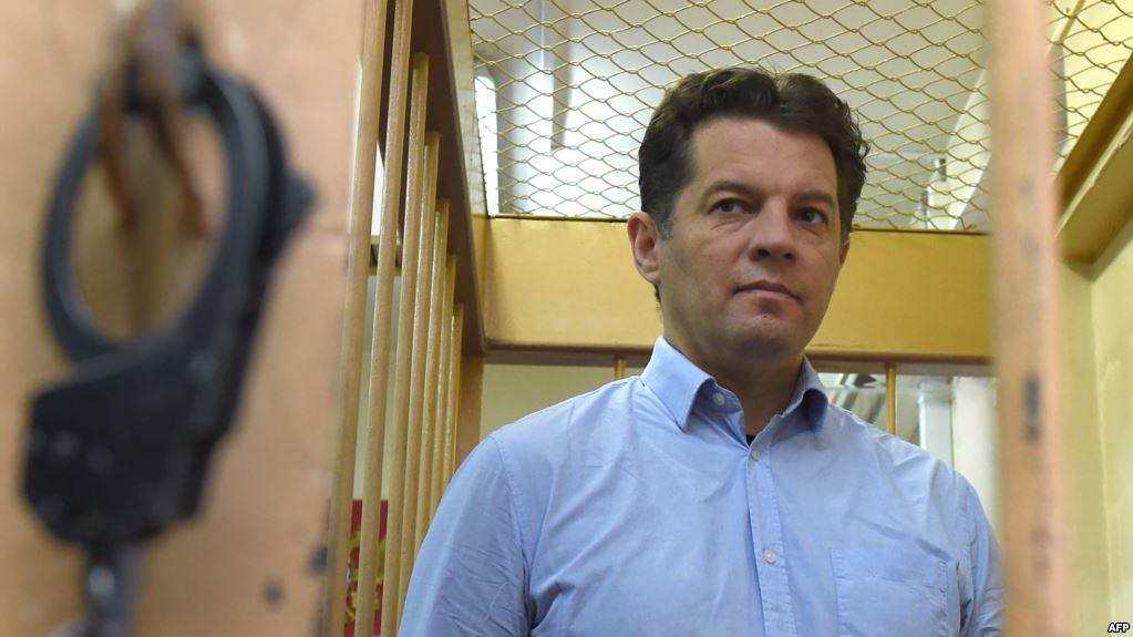 «12 лет колонии строгого режима» В России вынесли скандальный приговор украинскому политзаключенному-журналисту