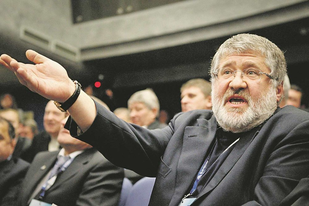«Отобрать 10 миллиардов долларов»: Нацбанк жортско взвяся за Коломойского