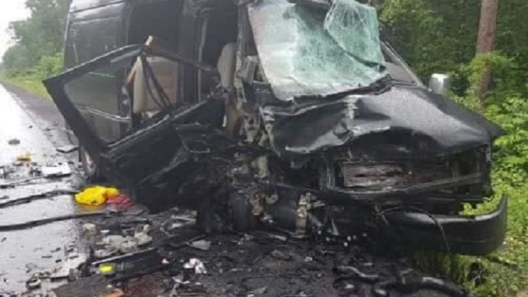 Жуткая ДТП на Львовщине: Пострадали восемь пассажиров, один скончался на месте