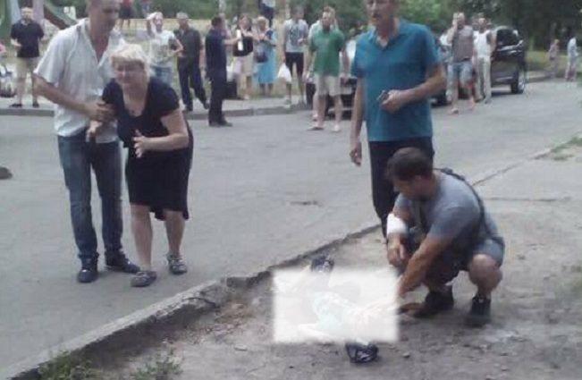 «Ребенок в тяжелом состоянии — пока в коме»: Супрун рассказала о пострадавших при взрыве в Киеве