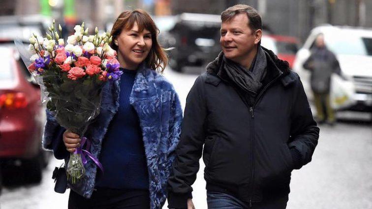 На свадьбе радикала Ляшко увидели триколор: Украинцы свирепствуют