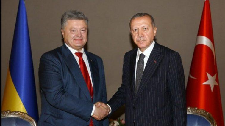 Стало известно о встрече Порошенко с Президентом Турецкой Республики: О чем договаривались политики