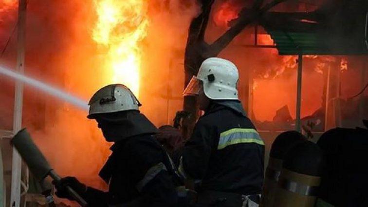 «Облила бензином и подожгла»: На Львовщине теща сожгла дом своего зятя
