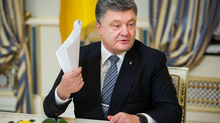 «Я хотел бы уберечь Украину»: Украинский политзаключенный написал письмо Порошенко