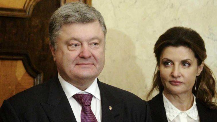 «В удивительной вышиванке с маленькой девочкой на руках» Порошенко опубликовал трогательное фото жены и поздравил с Днем защиты детей