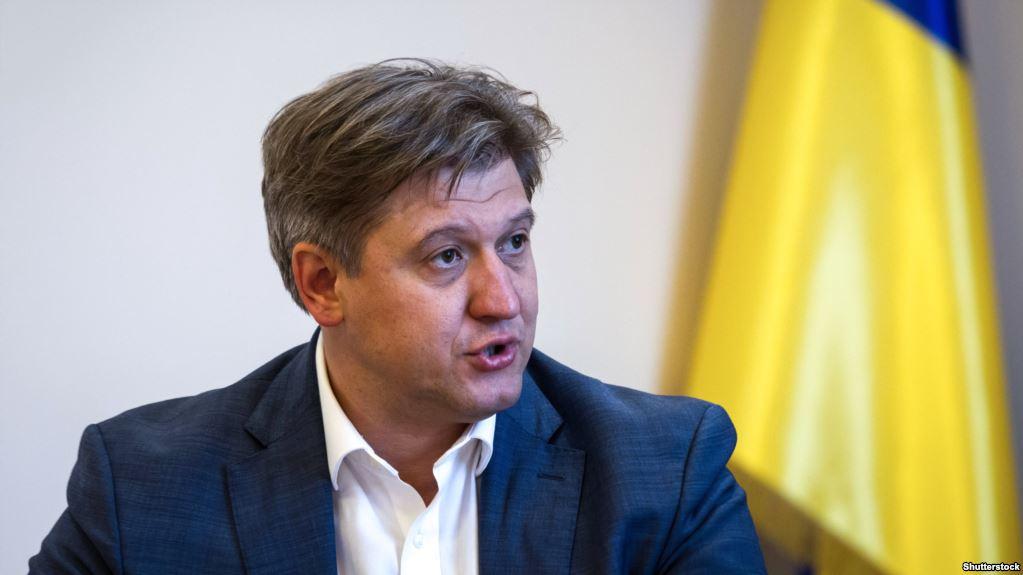 Данилюк откровенно рассказал о приватном разговоре с Порошенко незадолго до отставки