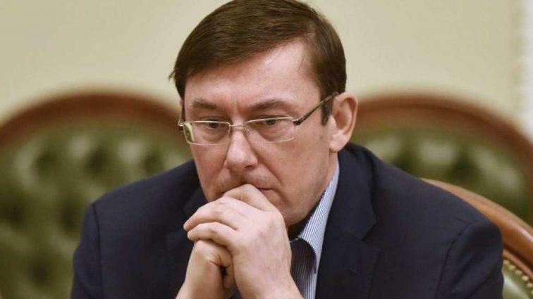 Сбежал вместе с женой: Юрия Луценко поймали в Италии