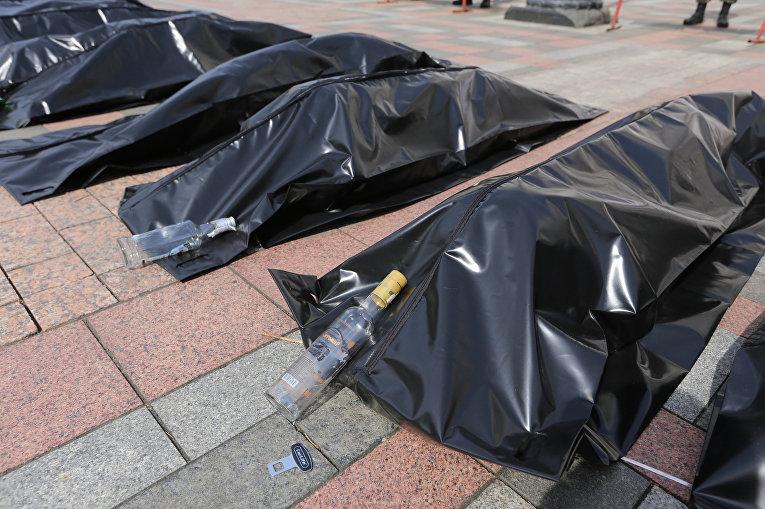 «Трупов я видел больше, чем за год в АТО …» Полицейский ошеломил заявлением о еще одной войне в Украине