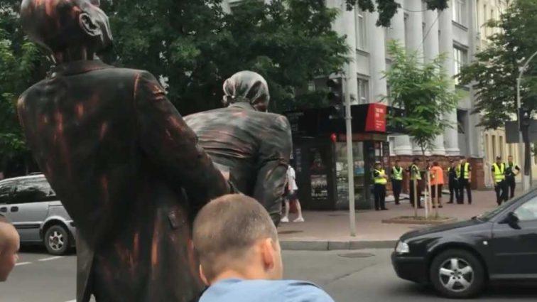 Гей памятник киев