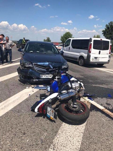 «Выехал на встречную и …»: В кровавом ДТП погиб мотоциклист