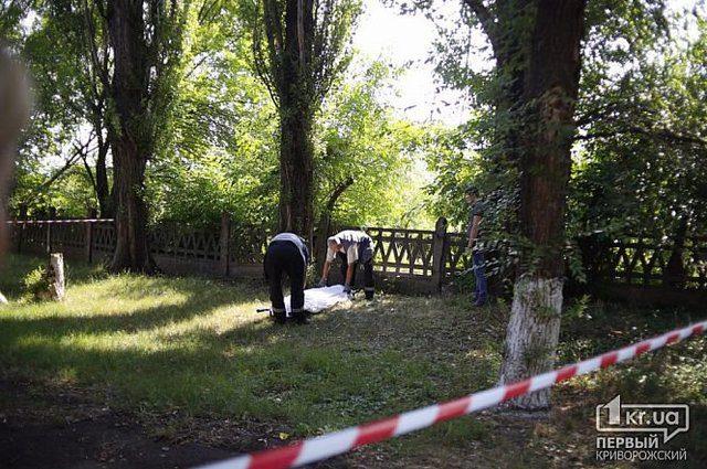 У одной из больниц в Кривом Роге нашли обнаженное тело девушки