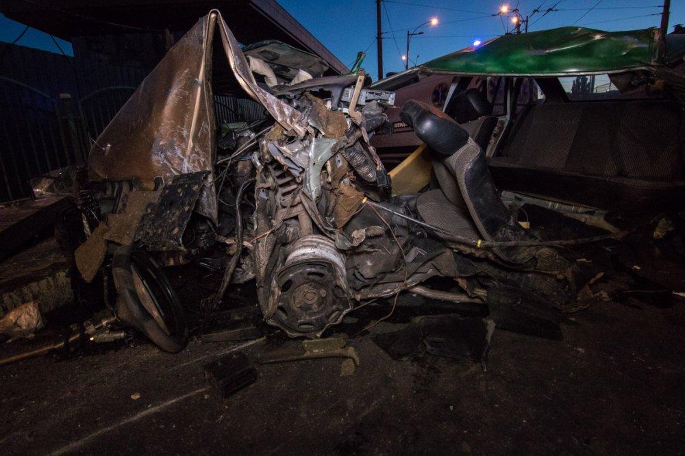 «От удара машину просто разорвало»: В столице произошло кровавое ДТП