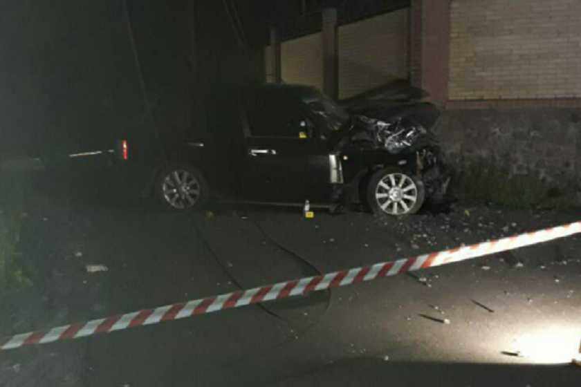 «Водитель скончался на месте, пассажиру удалось …»: Расстрелян автомобиль уголовного авторитета Киева