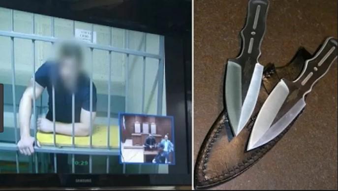 «Вырастете ароматный прекрасный цветок …»: Отец убил насильника 14-летней дочери прямо в зале суда