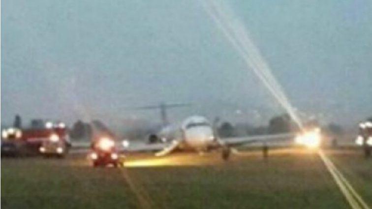«У самолета горело крыло, эвакуации не было, мы бежали куда могли»: Пассажиры рейса Анталия-Киев рассказали об аварии в «Жулянах»