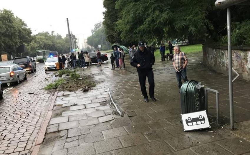 В крови водителя алкоголь в 11 раз превышал норму: Львовский камикадзе устроил опасное ДТП