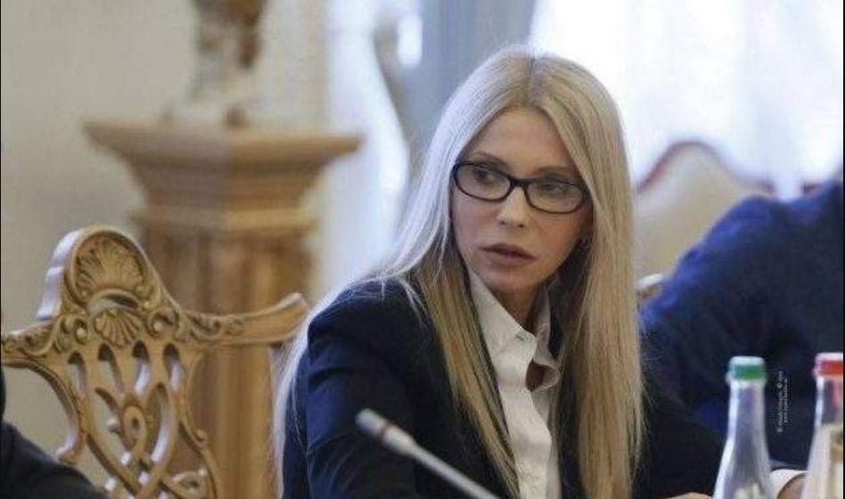 «Заявил, что хочет в Европу»: Во время выступления Тимошенко на сцену вышел человек и разделся