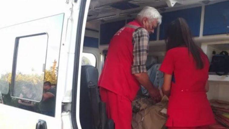 «Четыре часа пролежал на солнце»: Вблизи Кропивницкого неизвестный сбил военного