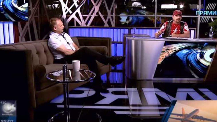 «Я готова сосать, лизать, жевать …: Украинская телеведущая оскандалилась в прямом эфире с Поярковым