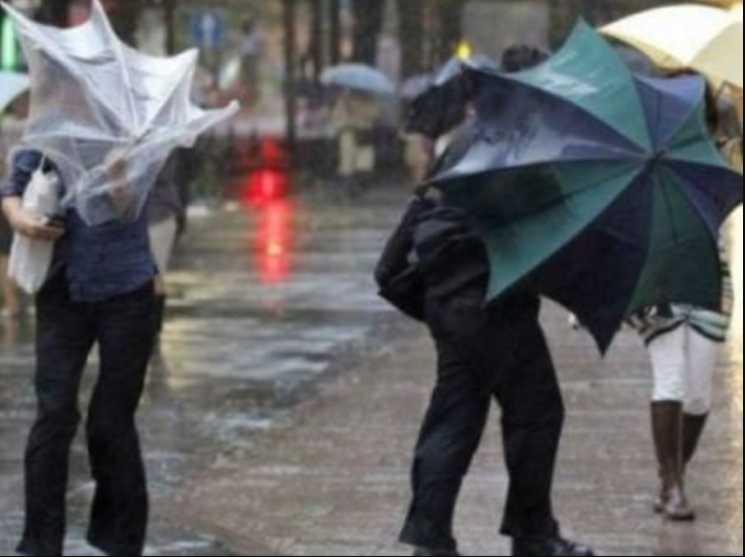 Жара и местами грозы и ураганы: Чего ждать украинцам от погоды уже завтра