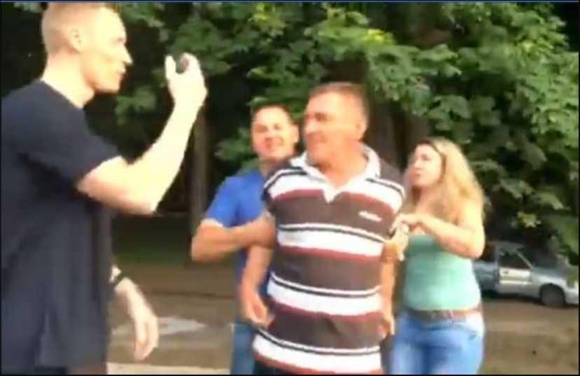 Масштабная драка с участием нардепов: четверо депутатов и бывший милиционер нокаутировали женщину