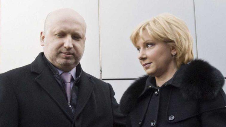 «Им нужна новая кровь и плоть»: Жена Турчинова сделала скандальное заявление