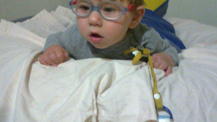 «Пока он еще маленький — шансы есть»: Родители Глеба умоляют о помощи