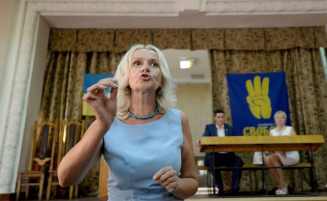«Рабы драные»: Скандальная Фарион еще раз резко высказалась о русскоязычных украинцах