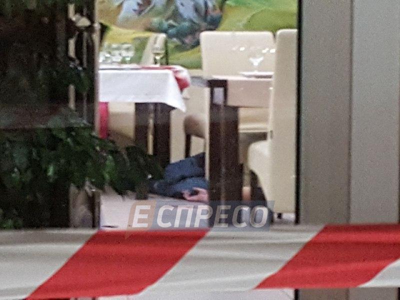 «Оскорбляли в присутствии дочери»: Владелец столичного ресторана расстрелял своих посетителей (фото 18+)
