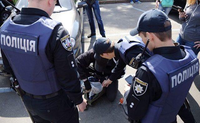 «Заблокировано отделение полиции, дорогу осадили»: Марш ЛГБТ в Киеве, развитие событий