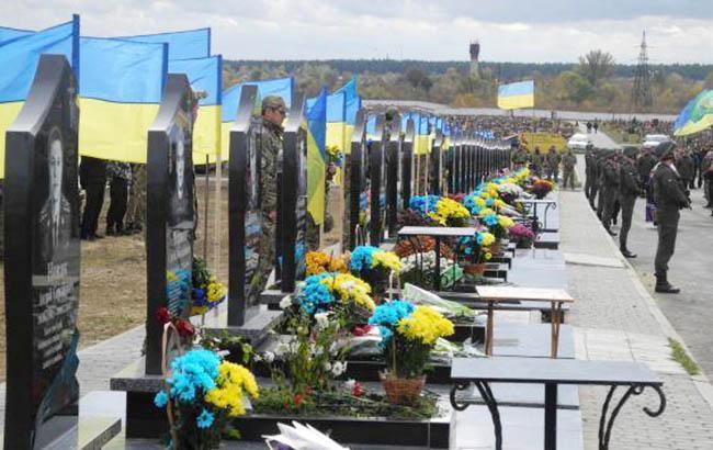 «Когда это закончится, сердце разрывается»: Украинцев растрогало фото маленькой дочери бойца АТО на кладбище