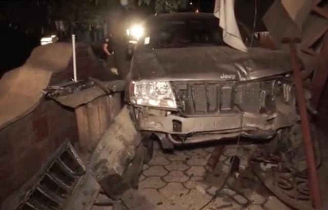 Еле стоял на ногах: На Закарпатье пьяный чиновник на «евробляхах» устроил смертельное ДТП