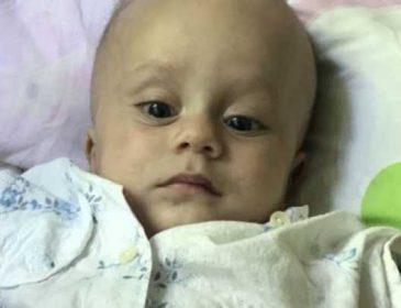 Не оставайтесь равнодушными: срочно нужна помощь 6-месячном Алексею
