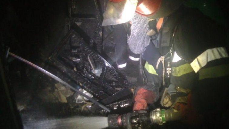 Эвакуировали более 100 человек: В Харькове вспыхнул масштабный пожар