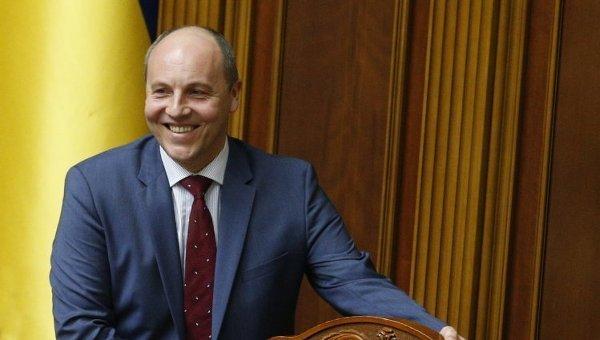 «Впервые слышу!»: Парубий прокомментировал выход Блока Петра Порошенко из коалиции