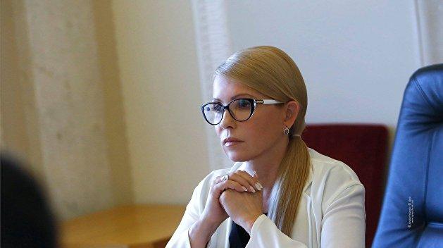 Тимошенко опозорилась своим поздравлениям украинского боксера с победой