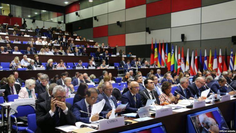 Скандал на заседании ОБСЕ: Российская делегация с позором покинула зал. Узнайте, какие страны поддержали ее