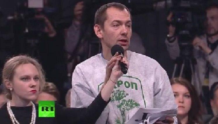 «Русские танки не ждут в Украине»: Известный журналист устроил громкий скандал на российском телеканале