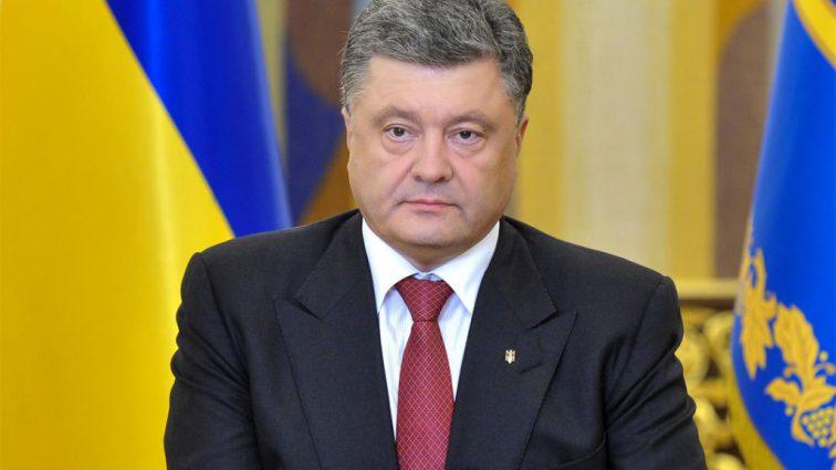 Над Крымом будет поднят флаг Украины: Порошенко сделал громкое заявление