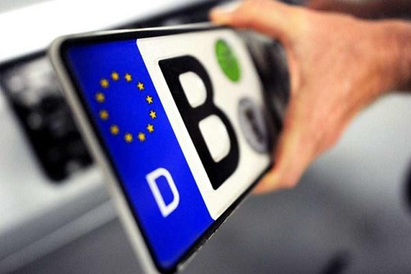 Новый закон о «евробляхах»: в какую ловушку могут попасть автомобилисты