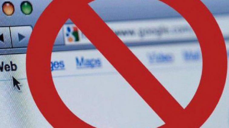Блокировка сайтов в Украине: В Европе возмущены новым «диктаторским» законом