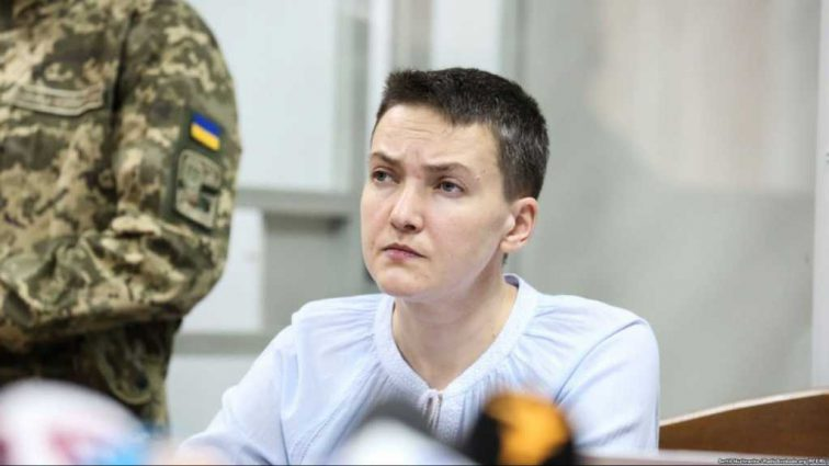 Арест Савченко: суд принял новое решение