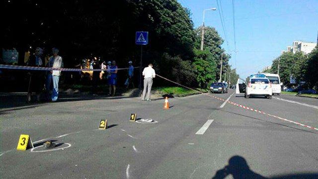 «Внезапно выбежал на проезжую часть»: Во Львове 11 летний мальчик попал под колеса автомобиля