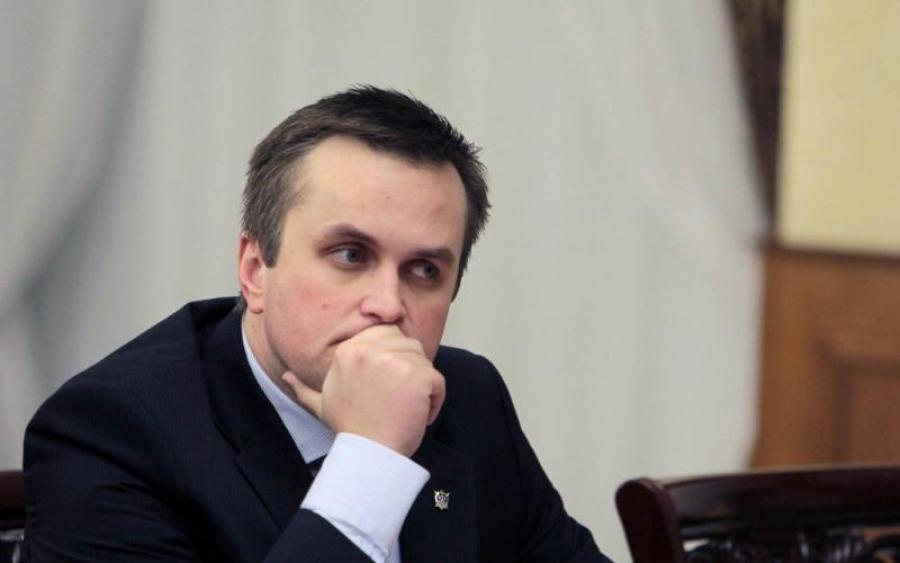 В СМИ рассказали, что ГПУ готовили подозрение Холодницкому