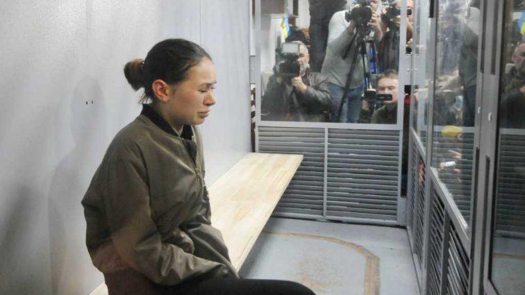 «Она не в СИЗО ?!»: Вид Зайцевой на заседании суда возмутил украинцев