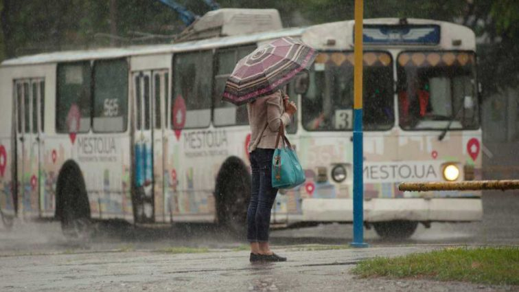 На Украину надвигаются два циклона: что приготовили синоптики нам уже завтра