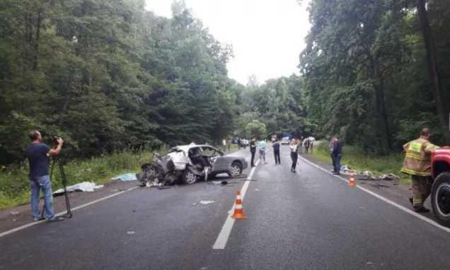 В след за коллегами: Умер еще один военный, пострадавший в смертельном ДТП во Львовской области